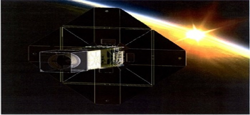 CubeSat, called CryoCube-1 (CC-1)