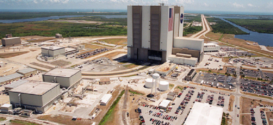 image of the VAB
