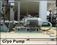 2.3 Sustaining Engineering of Ground and Flight Systems - Cryo Pump