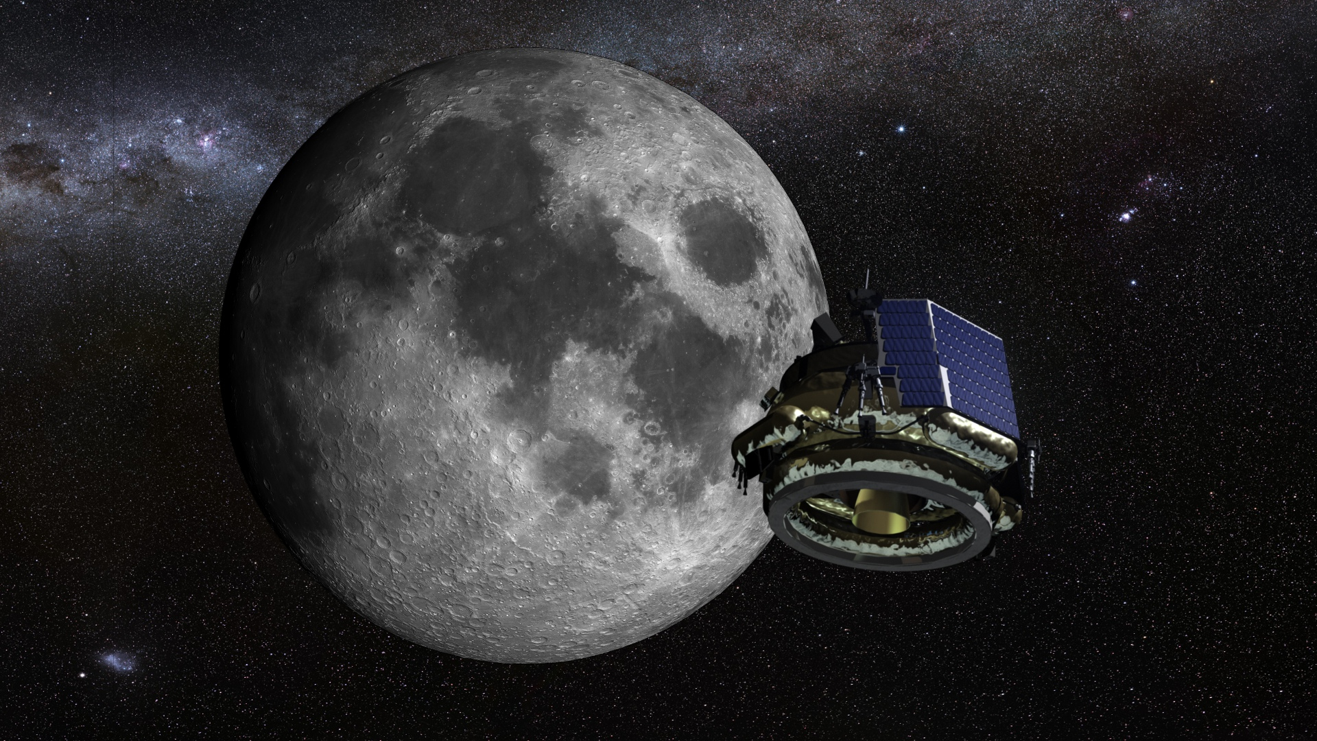 Moon Express Orbit